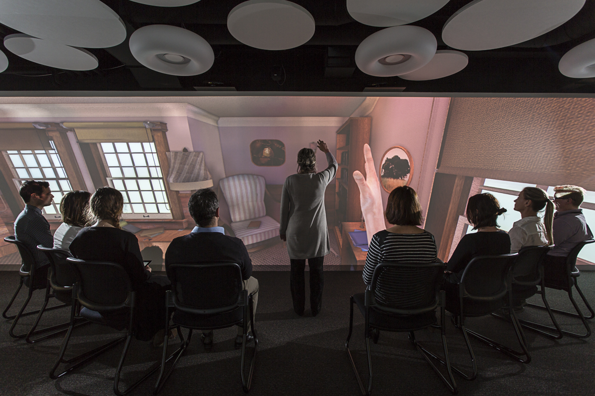 Virtual Dementia Experience - Courses - Centre for Dementia Learning | Dementia Australia