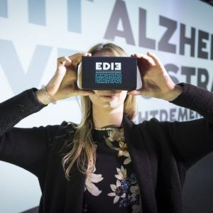 EDIE Smartphone App using Google Cardboard