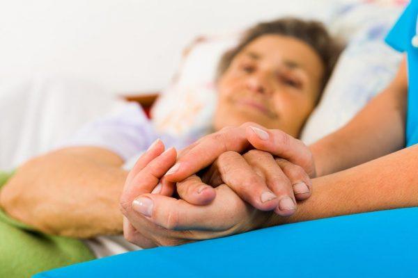 Dementia and palliative care