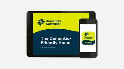 Dementia-friendly Home app