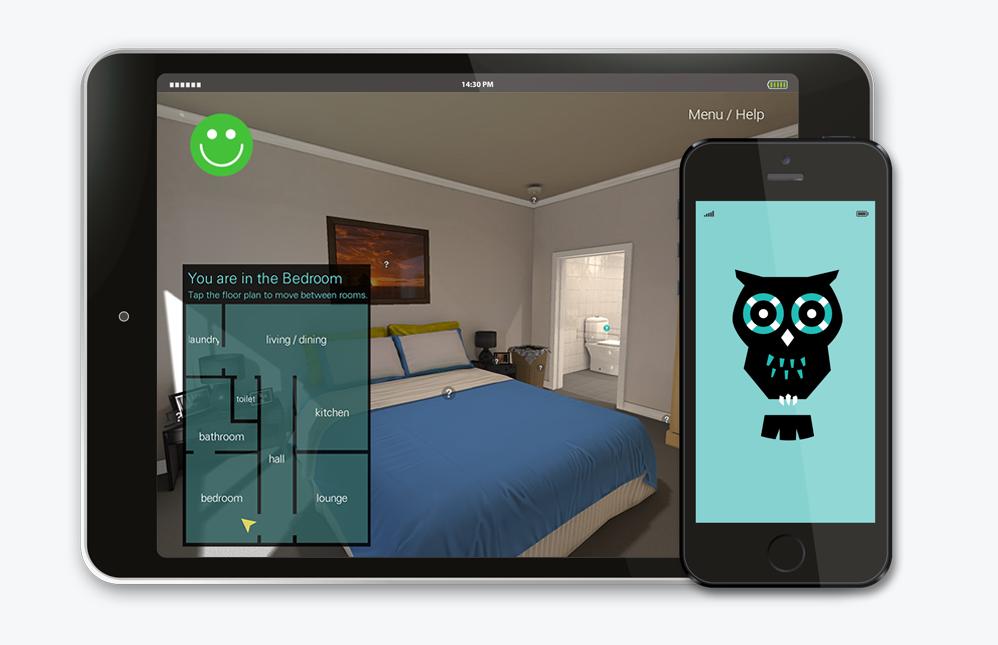 The Dementia-Friendly Home app