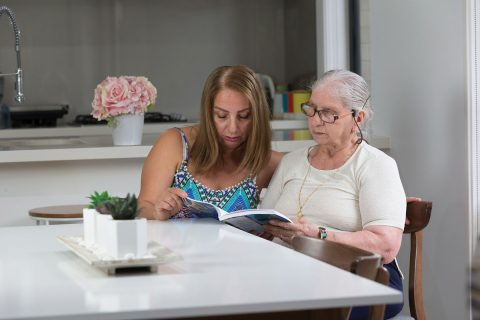 Courses - Applying a problem solving approach to behaviours | Centre for Dementia Learning