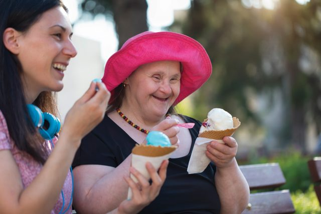 Courses - Intellectual disability and dementia   Centre for Dementia Learning