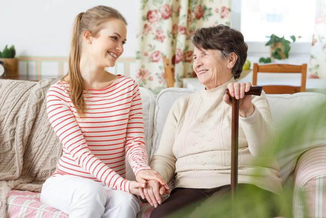 Engaging and connecting with people living with dementia through COVID-19