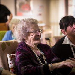 Dementia Australia's The Virtual Forest™ program is a peaceful and enjoyable immersive environment designed specifically to improve the quality of life for people living with dementia.